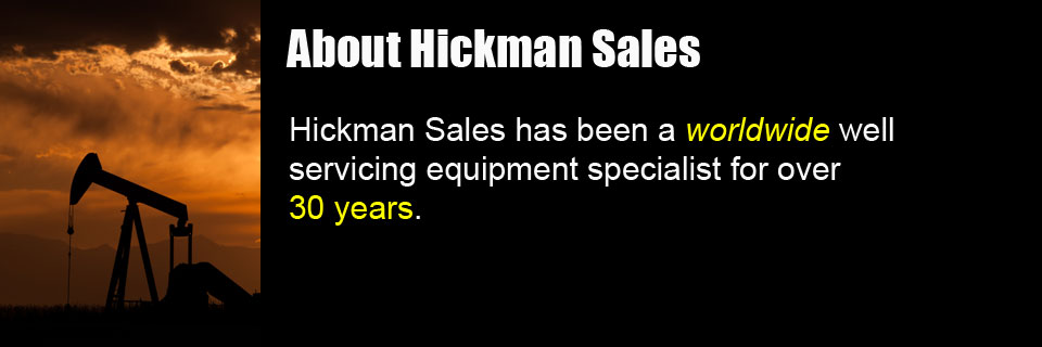 Hickman Sales - Stable Energy